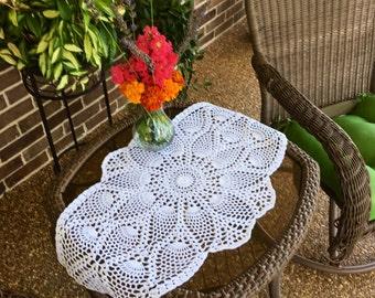 Crochet Doilies - Crochet Lace Doily - Custom Crochet Doilies -