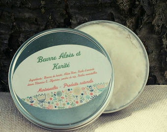 Body - Aloe and shea - butter made in Quebec