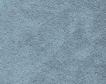 Sold by the meter Alcantara fake Stardust Stonewash blue 145 cm wide