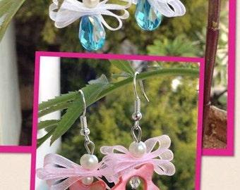 Beautiful Angel earrings