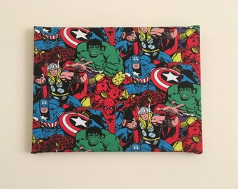 Marvel Character Canvas