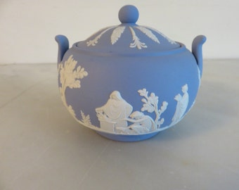 Wedgwood Lidded Vessel