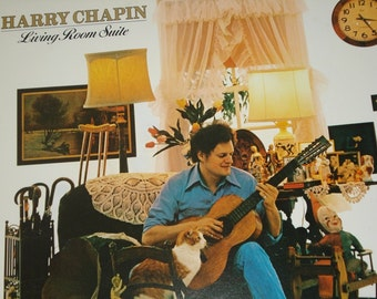 Harry Chapin record album, Living Room Suite vintage vinyl record