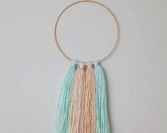 Oversized Tassel Hanging
