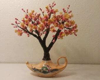 Hand Made Cold Porcelain Miniature Cherry Blossom