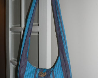 Handmade Hippie Shoulder Bag / Cross body BAG