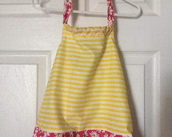 Daisy Stripes Dress