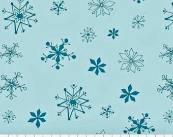 "Camelot Fabrics            ""Winter Wonderland""   by Heather Rosas       Remnant"