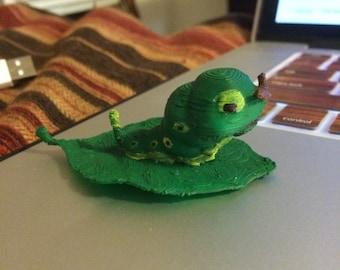 Caterpillar 3D pokemon Homemade Figure