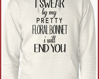 Firefly floral bonnet Hoodie