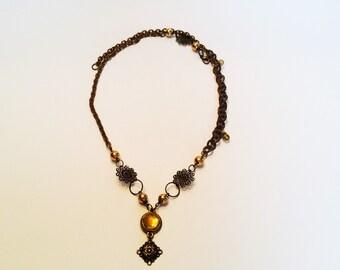 Birch Necklace