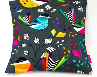 """Pillow case """"BIRDS"""""""
