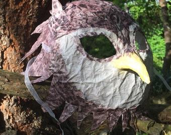 Ceremonial Mask -Great Horned Owl-