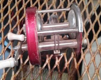 Vintage Hawthorne Fishing Reel