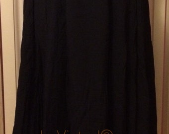 Vintage Navy Nautical Sailor Skirt