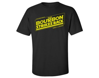 The Bourbon Strikes Back Tee