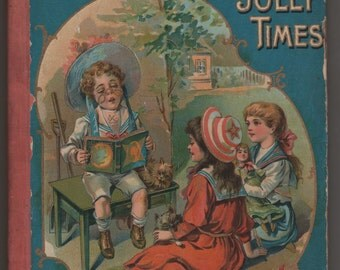 Antique Children's Book