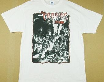 Cramps, Off The Bone, T-shirt 100% Cotton