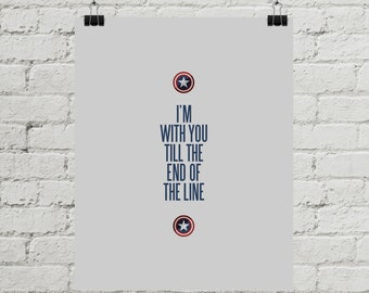 Captain America: Till The End of the Line