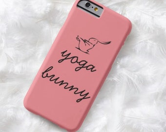 Yoga Bunny Phone case