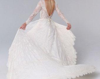 White Meadow Bridal, PS I Love You wedding dress