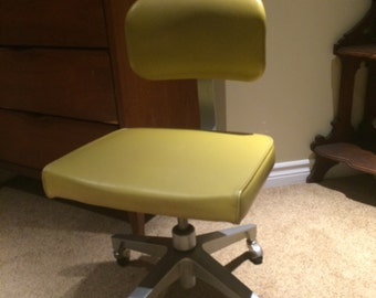 Midcentury Modern Office Chair