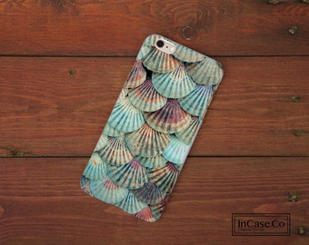 Sea Shell Phone Case. For iPhone Case, Samsung Case, LG Case, Nokia Case, Blackberry Case and More!