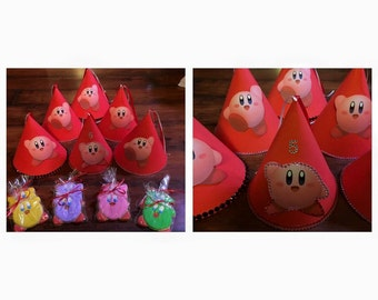 Kirby Party Supplies