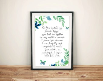 Quote Print, Inspirational Quotes, Motivational Quote, Instant Download, Positive Art Printable Quotes Calligraphy Print