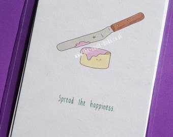 Spread the happiness.