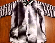 Vintage Tommy Hilfiger short sleeve button down