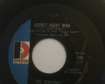 The ventures secret agent man/ 007-11
