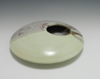 low ikebana vase 2