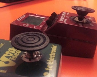 StompPad - Effects pedal footswitch pad, 3D printed