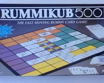 Vintage 1992 rummikub 500 game