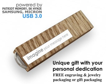 USB Flash Drive | Sterling Silver | usb 3.0 16~128GB, Handmade, custom usb, wood usb, wooden usb,personalized flash drive,usb stick,pendrive