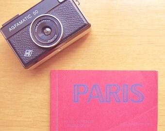 French Vintage Souvenir : Paris / France / Photograph / Postcard.