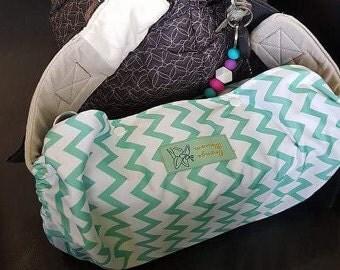 Babywearing Carrier Cover Bag Protector, storage for Ergo, Tula, Meitais, Manduca