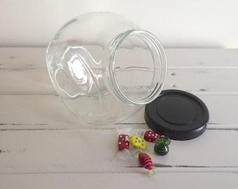 Candy, Storage, Jar, Vintage