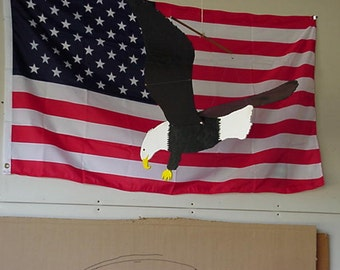 Amerrican Bald Eagle mobile