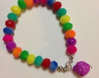 iCandy Rosebud Girl's Bracelet