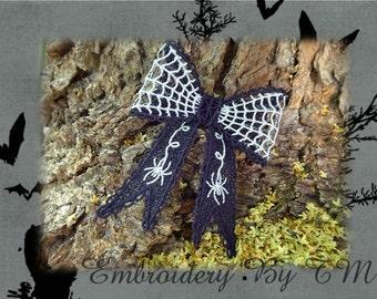 Halloween lace ribbon small-FSL