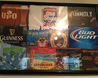 Craft Beer Collage