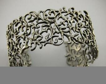 950 sterling silver bracelet. Silver, jewelry, bracelet, bracelet, jewelry.