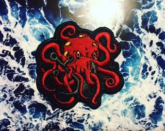 Octopus Patch