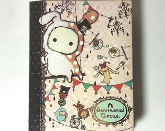 Sentimental Circus Memo Pad Book