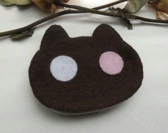 Cookie Cat wallet. Steven Universe Cosplay
