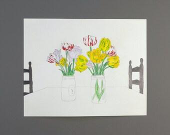 Tulips (Edition #5)