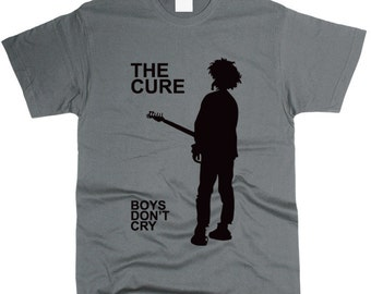The Cure Boys Don't Cry Men T-Shirt