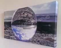 Orkney Landscape Canvas Print